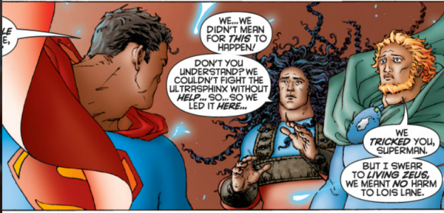 All Star Superman by Grant Morrison and Frank Quitely