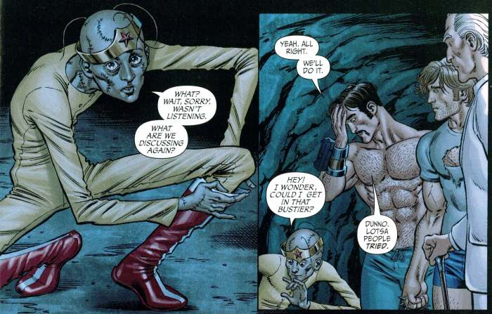 Secret Six by Gail Simone and Nicola Scott