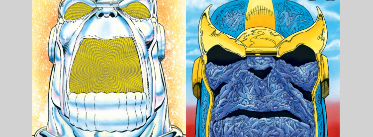 Thanos Quest by Jim Starlin and Ron Lim