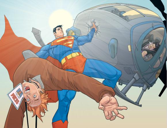 Superman: Birthright by Mark Waid and Lenil Francis Yu